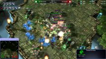 Noname vs Dayshi - Game 2 - WCS Starcraft 2