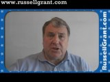 Russell Grant Video Horoscope Aquarius August Tuesday 13th 2013 www.russellgrant.com