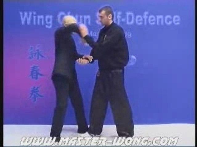 wing chun self-defence