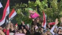 Egypte: manifestation en soutien à Mohamed Morsi