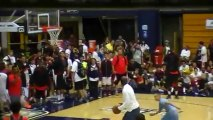 Michael Jordan plante un dunk à 50 ans!!! La légende vivante du Basket-Ball