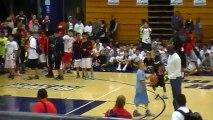 Michael Jordan Dunk at age 50! Basket-Ball All Time Legend!!