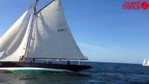 Les voiles de légendes dans la baie de La Baud - Les voiles de Légendes - Trophée Gavottes