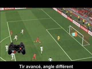 Tutoriel 1 - Contrôle du Ballon de Pro Evolution Soccer 2013