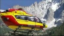 Une avalanche a tué deux alpinistes dans les Alpes