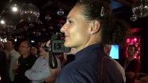 Mélina Robert-Michon : Après l'argent, le bonheur !