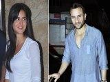 Saif and Katrina in Kabir Khans next