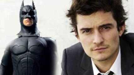 Orlando Bloom Playing Batman in Batman VS Superman Movie