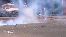 Vidéo : heurts entre pro et anti-Morsi