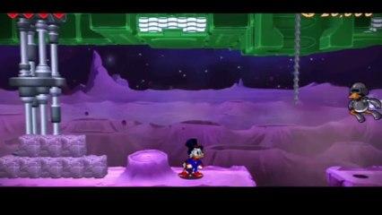 The Moon de DuckTales Remastered
