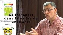 Le transport dans la vallée de Chamonix Ensemble Vivons Chamonix Philippe Charlot