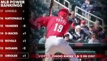 MLB Power Rankings August Week 2