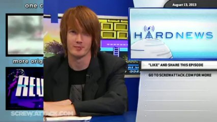 Hard News 08/13/13 - Xbox One Doesn't Need the Kinect, One Update the Controller Didn't Get, and a Little Big Planet Contest - Hard News Clip