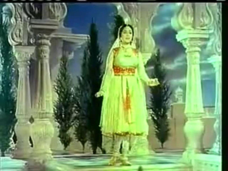 Joh Wada Kiya 1963 film Taj Mahal - Pradeep Kumar, Bina Rai ...