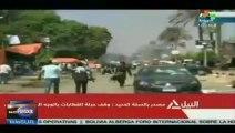 Al menos 15 muertos por represión policial en Egipto