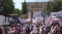 Turkey slams Egypt crackdown on pro-Morsi protests