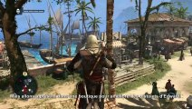 Assassins Creed 4 Black Flag Stealth Gameplay Walkthrough Video FR HD