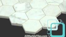 Carrara Tiles Bianco Carrara Tile Collection