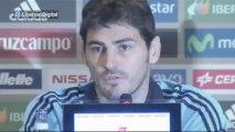 """Iker Casillas: """"Hemos dejado una temporada atrás difícil para nosotros"""""""