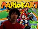 TRAILER - Mario Kart - Twisted Nick Video Game Review - Smartnick100.com