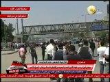 الشرطة واللجان الشعبية يتصدون لمسيرة الإخوان بمنزل كوبري أكتوبر لطريق النصر
