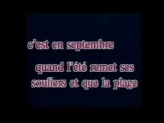 Gilbert Bécaud - C'est en septembre