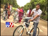 Awareness on Cycling by Atlanta foundation