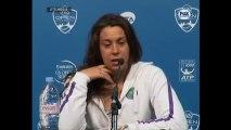 Tennis : en larmes, Marion Bartoli annonce sa retraite sportive