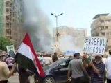 Autoridades elevan a 525 muertos y 3.717 heridos las víctimas por disturbios en Egipto