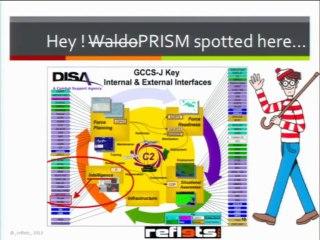 Programmes GIG, GCCS-J, PRISM… (Kitetoa/Reflets.info @ PSES 2013)