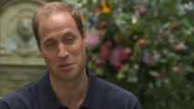 Prince William: Prince George is a 'rascal'