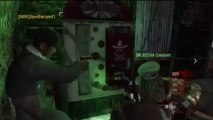 Black Ops Zombies: Shi No Numa - MULE KICK PERK ADDED INTO MAP! LOCATION AND USE!