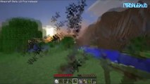 "Minecraft! 1.8 GAMEPLAY! - New Mob ""Endermen""! - Survival (Adventure) Mode"
