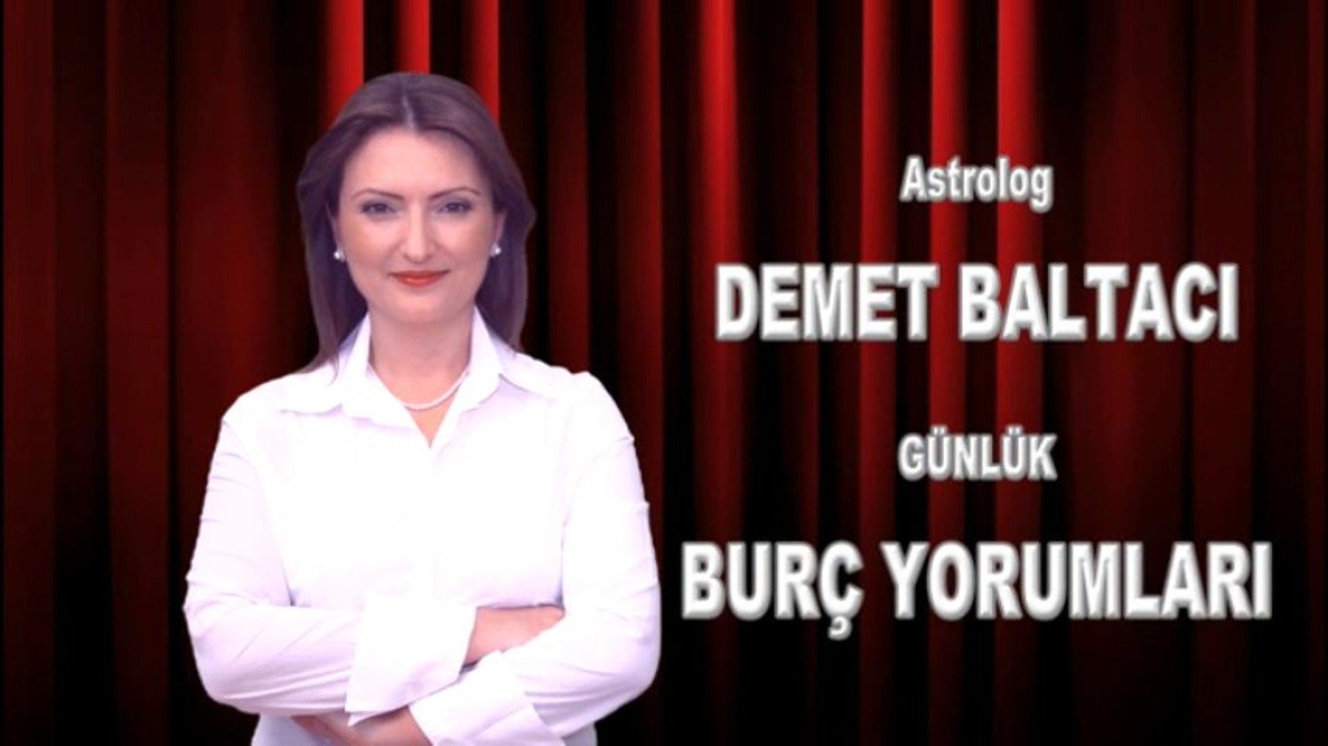 AKREP Burç Yorumu 16 Ağustos 2013 Astrolog DEMET BALTACI - Bilinç Okulu  ( Astroloji, astrolgy, horo