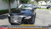 2011 Audi A4 2.0T Quattro Premium - Santa Monica Audi, Santa Monica