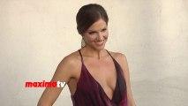 "Tricia Helfer 2013 ""Angel Awards"" Green Carpet ARRIVALS"