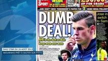 Bale joue au roi du silence avec Tottenham, Eto'o affole le marché des transferts