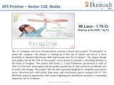 ATS Group Launched Pristine New Project Located Sector 150 Noida