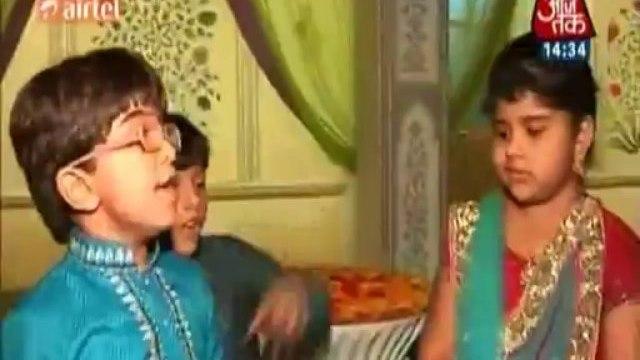 Naksh Ka Rakshabandhan!! - Yeh Rishta Kya Kehlata hai - 16th Aug 2013
