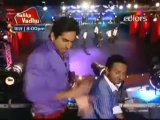 micheal jackson dance on marathi song [india got talant] from santosh bahekar.flv