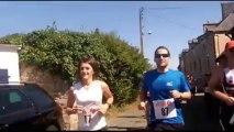 RONDE DE KERITY ( 10 km ) 2013 - Paimpol Cotes d Armor) avec mario et son petit vélo ( reportage