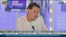 Le Rendez-vous du jour : Jennifer Guesdon, journaliste de BFM Business, dans Paris est à vous - 16/08