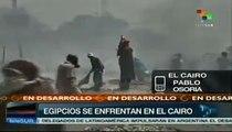 Al menos 12 muertos tras nuevos enfrentamientos en Egipto