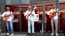CORAZON GIPSY extrait du concert de L'HeureTranquille - LA GITANE