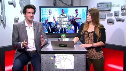 GTA Online REVEALED! COD: Ghosts MULTIPLAYER, Dying Light GAMEPLAY, & More! - Destructoid