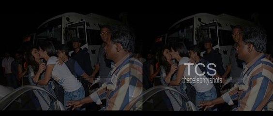 Katrina Kaif And Rani Caught Kissing .....OMG