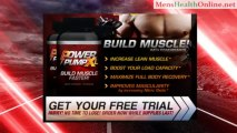 Power Pump XL Reviews - You Can Build Lean Muscle With the Help of Power Pump Muscle Builder