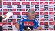 Ancelotti confirma la titularidad de Pepe y deja entrever la de Carvajal