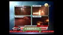Bâtiment Historique des Frères Musulmans incendiés par.. les Frères Musulmans eux-mêmes !