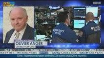 Recul du CAC 40 après huit semaines de hausse : Olivier Anger dans Intégrale Placements - 19/08